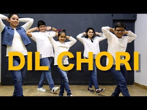 DIL CHORI  Beginner Dance Choreography  Yo Yo Honey Singh  Bollywood Dance  Easy Dance Steps