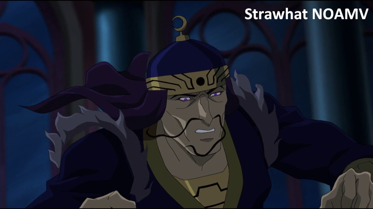 Download Justice League Dark- Fight at Faust's lair [PART 1- FULL HD]