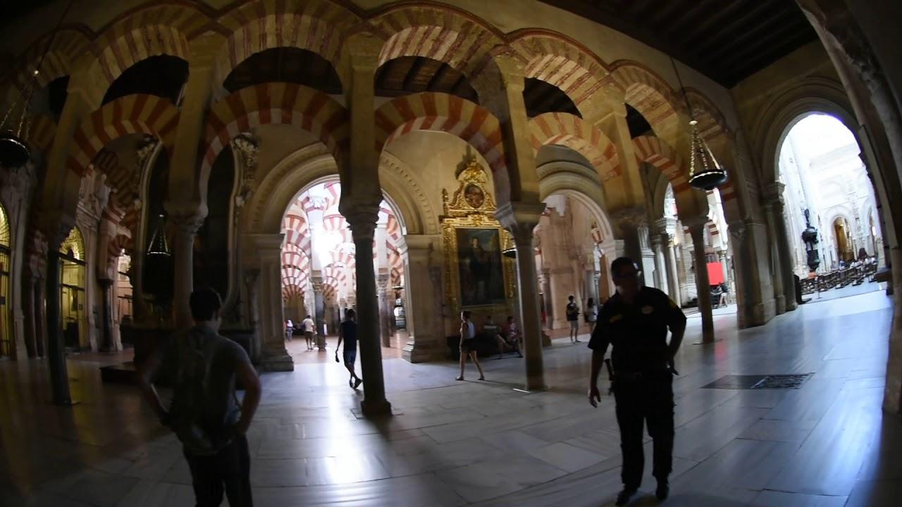 Mezquita de cordoba andalucia spain august 2016 youtube - Mezquita de cordoba de noche ...