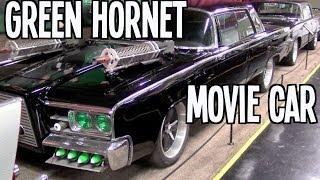 Green Hornet's Black Beauty Movie Car