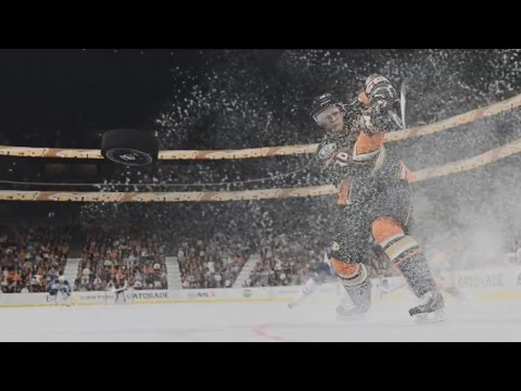 NHL 16 E3 GAMEPLAY TRAILER BREAKDOWN AND RELEASE DATE!