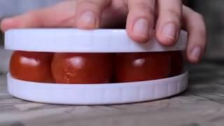 주부가 홀딱반하는 비법!토마토자르기♥