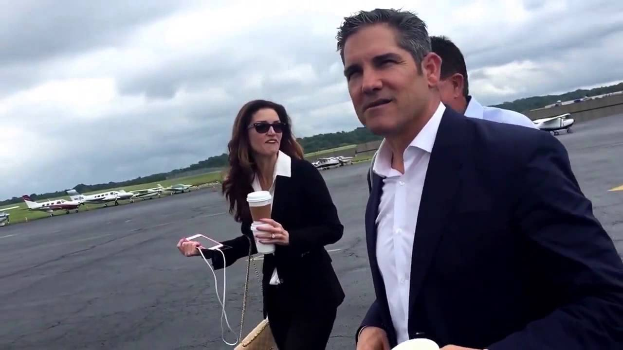 Behind The Scenes Of 10X Airlines  Grant Cardone  YouTube