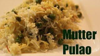 How To Make Peas Pulao Like Your Favourite Restaurant