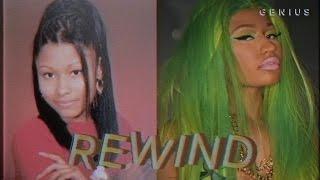 The Evolution of Nicki Minaj | Rewind