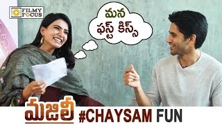 How Well Samantha and Naga Chaitanya Know Each Other || Majili Movie - Filmyfocus.com