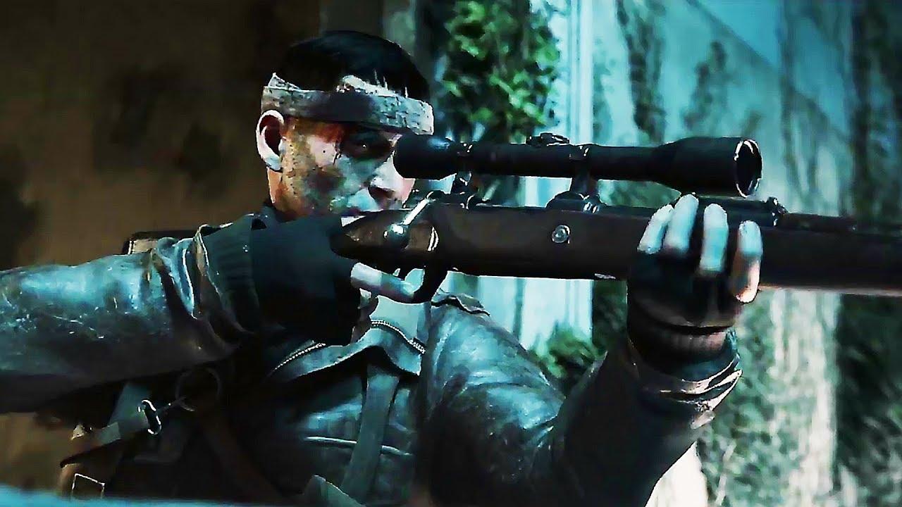 ZOMBIE ARMY 4 DEAD WAR Trailer (E3 2019) Zombie + video