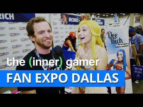 """Lady Dee Rich on """"Zelda Cosplays"""" // FAN EXPO Dallas 2018"""
