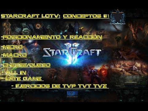 Manual de Combate  Starcraft 2 LOTV y Conceptos #1
