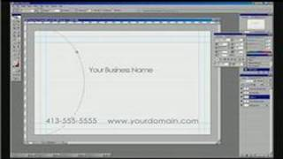 Gambar cover Photoshop Tutorial : How to Make Business Cards With Adobe Photoshop
