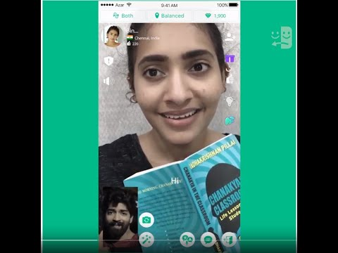 Video Chat With Random Best Friends On Azar!