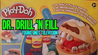 PLAY-DOH - Dr. Drill