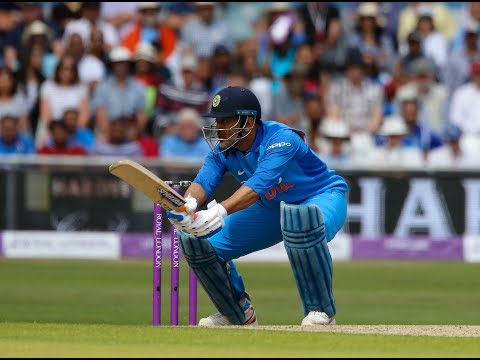 MS Dhoni is not doing it with the bat for...