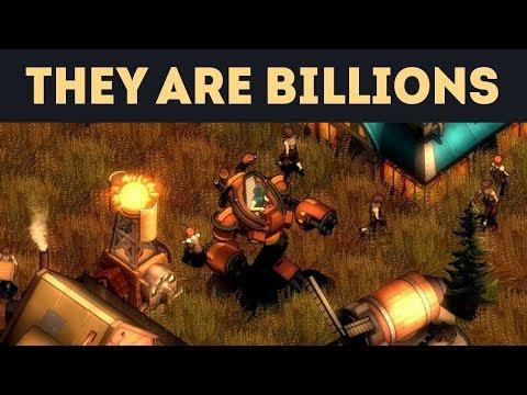 КТО ХОТЕЛ БОЛЬШЕ ЗОМБЕЙ? - They Are Billions 500%