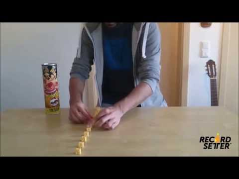 Dice Stacking World Record (OMG, how does this work?) | RecordSetter.com