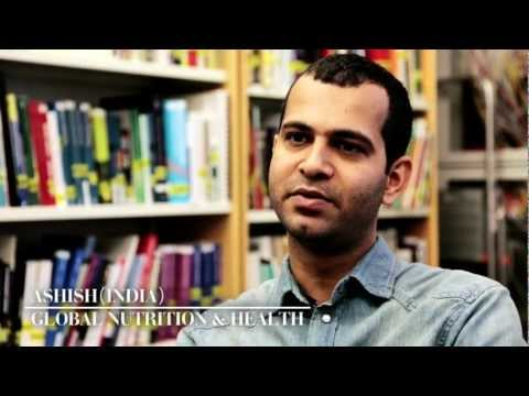 Study in Denmark - Ashish from India (Global Nutrition & Health)