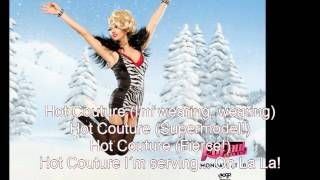 HOT COUTURE MANILA LUZON LYRICS HD
