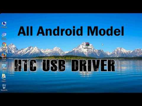 Cara Memasang Driver USB HTC Untuk Windows   ADB Dan FastBoot