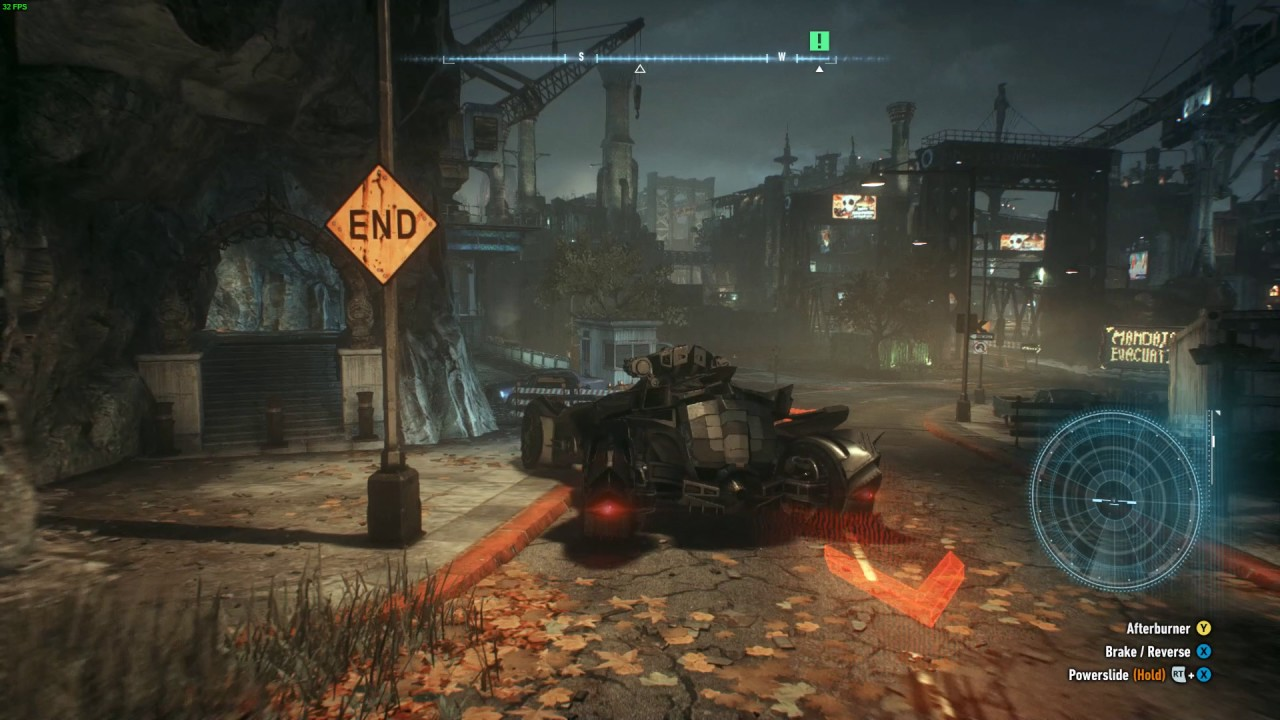 Batman Arkham Knight Stutter FPS DROPS GTX 1060