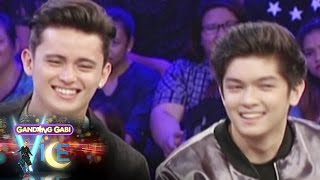 GGV: Does Jack like Nadine for her brother James?