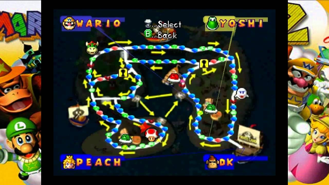 Co Op N64 Mario Party 2 Episode 2 Youtube