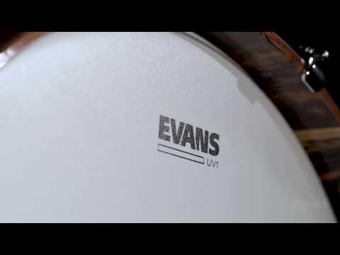 UV Bass | Evans Drumheads