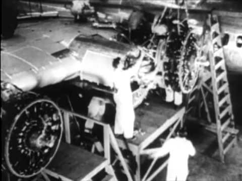 History of the United States Air Force - 1931-1941 (1976) - CharlieDeanArchives / Archival Footage