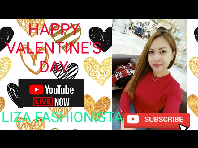 Welcome To My LS Happy VALENTINE'S Day Everyone