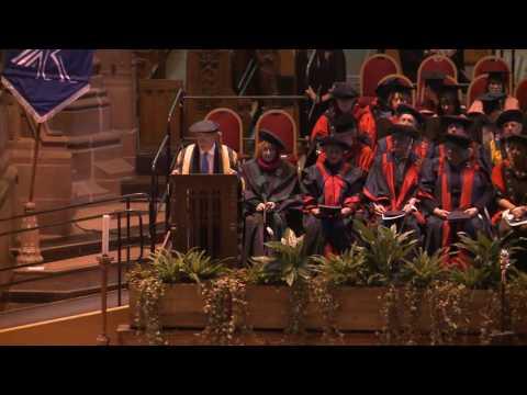 LJMU Graduation: Thursday 24 November 2016 (morning ceremony)