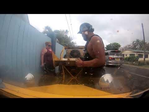 Rarotonga Buggy Tour