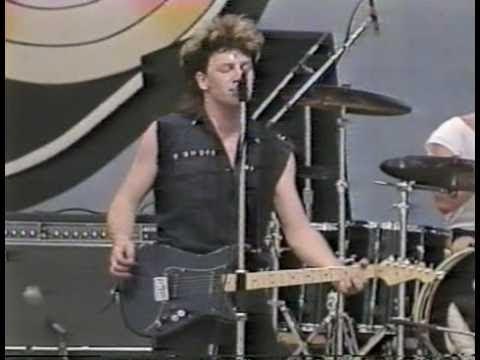 U2 - Devore, War In The USA 30-05-1983