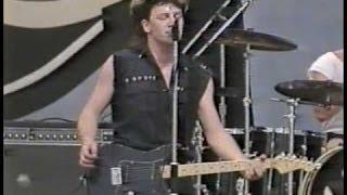 U2 30 May 1983 Glen Helen Regional Park Devore Proshot mixed with b...