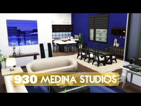 Sims 4   Apartment Renovation   930 Medina Studios