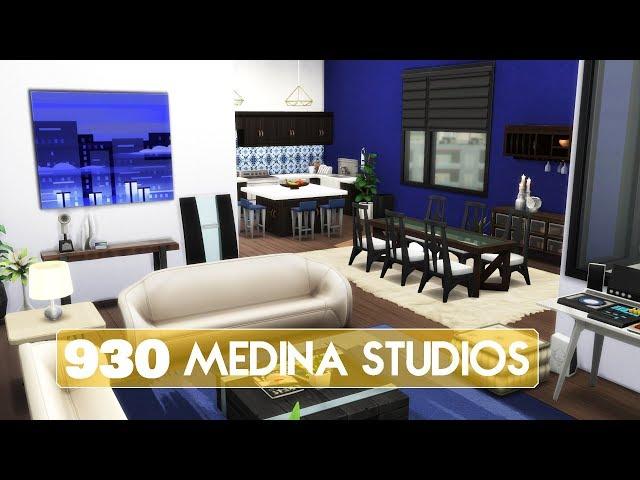 Sims 4 | Apartment Renovation | 930 Medina Studios