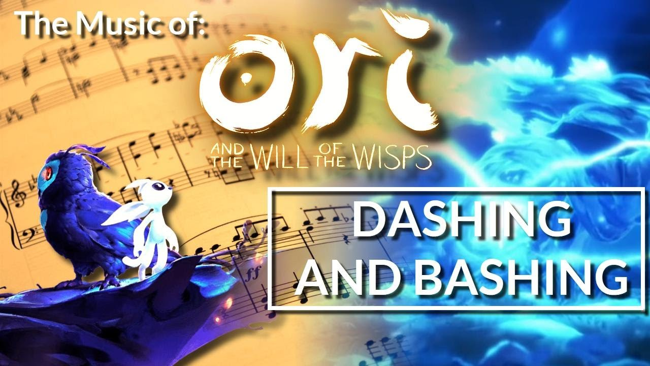 Download The Music of Ori - (7) Dashing and Bashing (WITH ON-SCREEN TRANSCRIPTIONS)