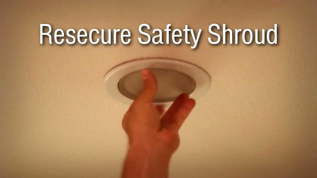 Adera   Breeze - Maintenance: Overhead Shower Light - YouTube