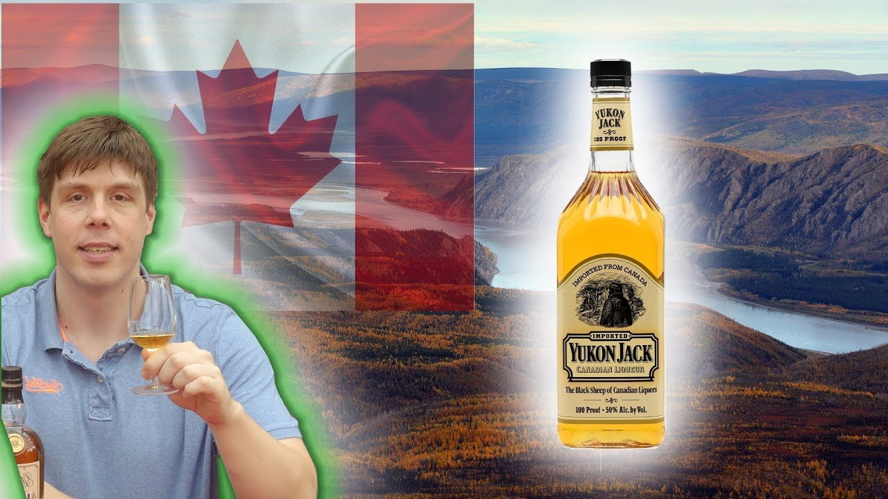 Yukon Jack Tasting Der Spirituosen Ommes Im Video Youtube
