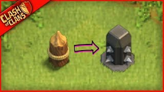 I FOUND THE 100% COOLEST WAY TO MAX WALLS in Clash of Clans (2 LEGIT)