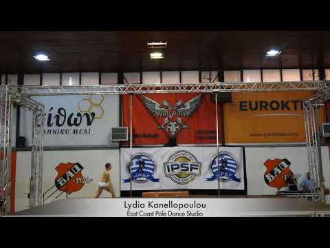 Kanellopoulou Lydia - Hellenic Pole Sport Federation