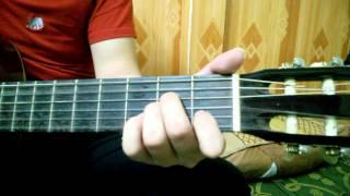 Hướng dẫn Guitar đệm hát - Bài 6: Cách chuyển hợp âm đúng nhịp Guitar Tiến Quyết