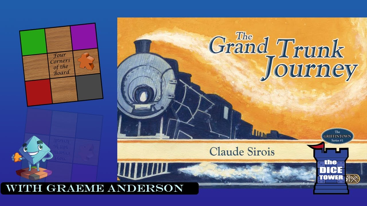 Grand Trunk Journey Review With Graeme Anderson