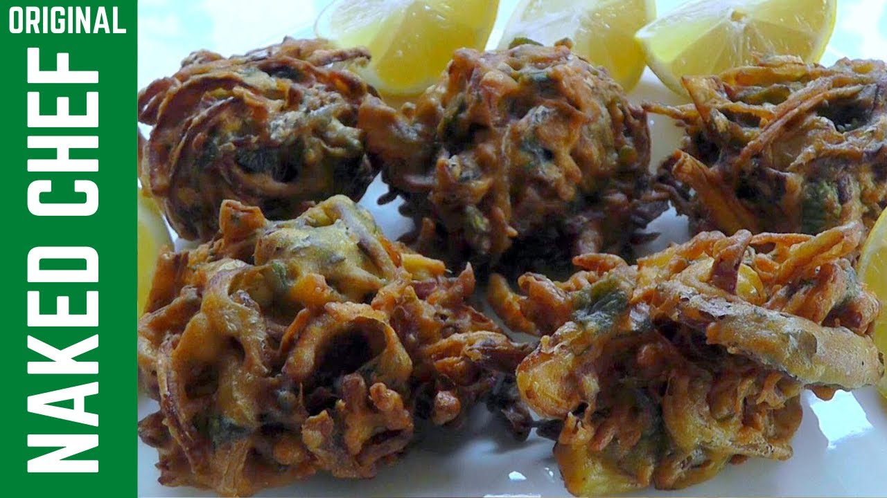 Indian food onion bhajis perfect starter how to cook recipe indian food onion bhajis perfect starter how to cook recipe forumfinder Images