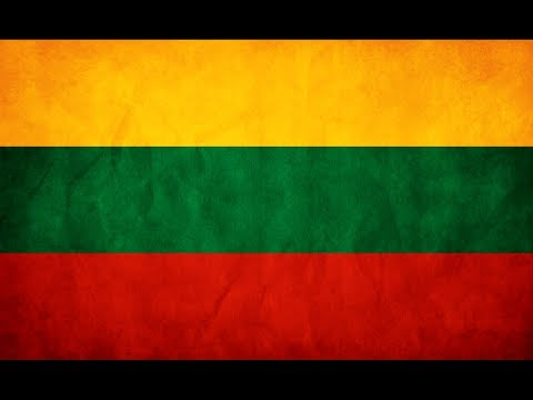 National Anthem of Lithuania / Sports Version
