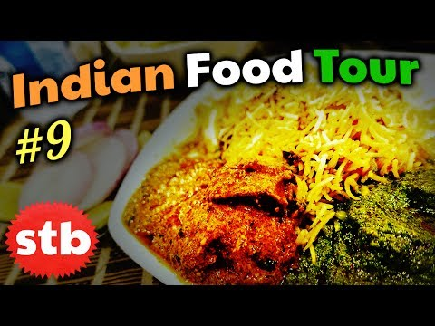 SERIOUS Ramadan FEAST in Hyderabad, India // SOUTH INDIAN FOOD Tour #9 w/Hyderabadi Mutton Biryani
