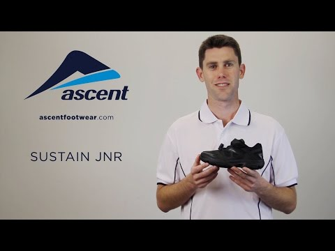 ASCENT SCHOOL SHOE - SUSTAIN JNR