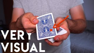 Ctrl X - Amazing Visual Card Trick TUTORIAL