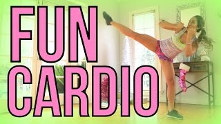 Fun Indoor Cardio Workout