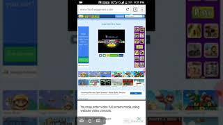 Kisi bhi game ko online punfinn browser me kaise khele