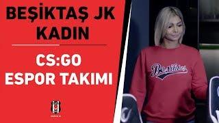 Huzurlarınızda Blast Pro Series İstanbul'a katılacak Beşiktaş JK Kadın CS:GO Espor Takımı 🦅