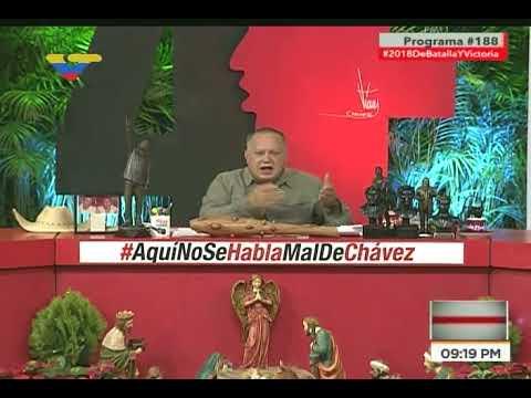 Diosdado Cabello investigará Banesco por ser usado para extracción de billetes